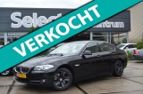 BMW 5 Serie 520d Executive Leer | Navi | Elektrisch inklapbare trekhaak| Cruise