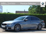 BMW 5 Serie Sedan M550i xDrive High Executive | Audio Media | Safety pack | S/K-dak | Nappa