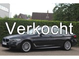 BMW 5 Serie Sedan 520i High Executive | M-Sport | Comfortst. | HiFi | DAB