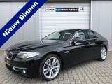 BMW 5 Serie 528i High Luxury Edition 245PK Automaat NAVI | XENON | LEER | MEMORY | TREKHAAK