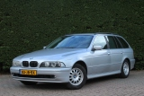 BMW 5 Serie Touring 525i Executive | Navigatie | Lederen bekleding | Trekhaak