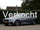 BMW 5 Serie 520i High Exe | M-Sportpakket | Adaptive Led | HiFi | Elek. S/K dak | Parking as