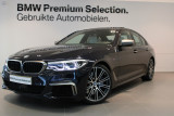 BMW 5 Serie M550i xDrive High Executive, Driving Assistant plus