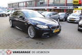 BMW 5 Serie 535d High Executive M,schuifkanteldak,head-up,leder,zeer mooi !!