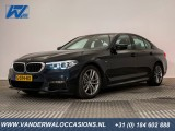 BMW 5 Serie 520i 184pk Edition M-Sport ECC NAV+ LEDER SP.STOELEN LED+ SHADOW-LINE 18''