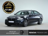 BMW 5 Serie 530i High Executive M Sport | Navigatie Professional | Sportstoelen | Park Dista