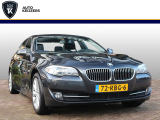 BMW 5 Serie 520d Executive iDrive Professional 18''LM LED Sportautomaat Flippers