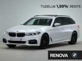 BMW 5 Serie Touring 530i High Executive 19 inch M LM Dubbelspaak (styling 664M) in Jet Black