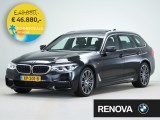 BMW 5 Serie Touring 520i High Executive 19 inch M Dubbelspaak (styling 664M)in Orbit Grey, H