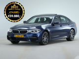 BMW 5 Serie 530e xDrive iPerformance High Executive | Comfort Access | Elektrisch glazen sch