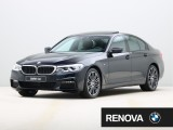 BMW 5 Serie 520i Sedan |M Sportpakket |High Executive Edition |Alarm klasse 3 |Glazen schuif