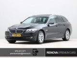BMW 5 Serie Touring 520d High Executive | Leder | Stoelverwarming | Panoramadak | Elektrisch
