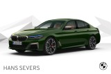 BMW 5 Serie Sedan M550i xDrive High Executive LCI - NIEUW MODEL - 2020 - Verde Ermes Pearl m