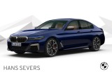 BMW 5 Serie Sedan M550i xDrive High Executive LCI - NIEUW MODEL - 2020 - Tansanitblau II Met