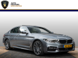 BMW 5 Serie 540i High Executive M Pakket Schuifdak Stoelvent. Softclose 360 camera FULL 340P