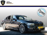 "BMW 5 Serie 530d High Executive M Pakket H/K TV Pano HUD 360 Camera Leer 19"" Adaptive Cruise"