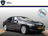 "BMW 5 Serie 530d High Executive Leer Navi HUD Xenon 19""LM Cruise Control Clima Stoelverwarmi"