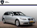 BMW 5 Serie Touring 545i youngtimer V8 Stoelverw. Navi Head up display Zondag a.s. open!