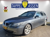 BMW 5 Serie Touring 520d Corporate Business Line Beige Leder