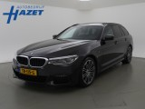 BMW 5 Serie Touring 520i M-SPORT HIGH EXECUTIVE + PANORAMA / HEAD-UP / NAPPA LEDER
