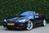 BMW 6 Serie Cabrio 640i Individual Edition M-Pakket | Headup display | Harman Kardon | Softc