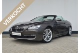 BMW 6 Serie Cabrio 640i High Executive