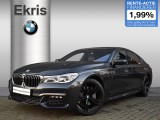 BMW 7 Serie 750d xDrive High Executive / M Sport / Bowers & Wilkins / Head-Up-Display - 2 Ja