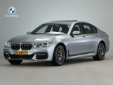BMW 7 Serie 740e High Executive M-Sport Individual Pure Metal Silver
