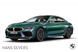 BMW 8 Serie Gran Coupé M8 First Edition Competition Package