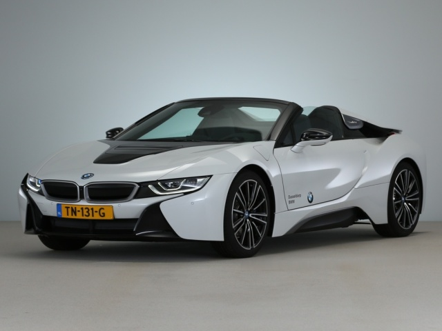 Bmw I8 Roadster 1 5 First Edition