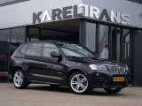 BMW X3 3.0D XDRIVE HIGH EXECUTIVE | M-pakket | NW-prijs  ac90.000,- | 53.000 km | dealer