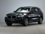 BMW X3 2.0d xDrive High Executive Launch Edition
