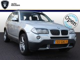 "BMW X3 2.0D BUSINESS LINE Navi 18""LM Trekhaak 177PK! Zondag a.s. open!"