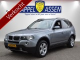 BMW X3 2.0D EXECUTIVE AUTOMAAT/LEDER/NAVI/STOELVERWARMING