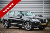 BMW X3 1.8d sDrive High Executive , Leer, Sport interieur, Groot Navi