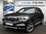 BMW X3 xDrive20i Aut. Model xLine - Showmodel Deal
