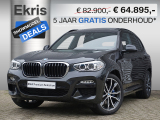 BMW X3 xDrive20i High Executive M Sportpakket - Showmodel Deal