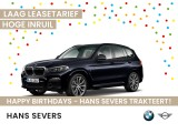 BMW X3 xDrive20i High Executive M Sportpakket