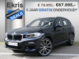 BMW X3 xDrive20i Aut. High Executive Model M Sport - Showmodel Deal