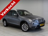 "BMW X3 3.0d xDrive High Executive Navigatie Xenon LED Keyless 18""LM 259 pk! 2e PAASDAG"