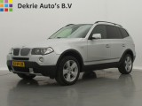 BMW X3 2.5i 218 PK AUTOMAAT High Executive / LEDER / NAVI / AIRCO-ECC / CRUISE CONTR. /