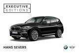BMW X3 xDrive20i High Executive Edition Luxury Line