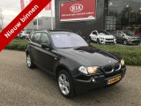 BMW X3 2.5i High Executive Automaat - Afn trekhaak - schuifdak YOUNGTIMER