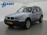 BMW X3 3.0i AUT. EXECUTIVE + PANORAMADAK / LEDER / STOELVERWARMING