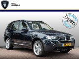 "BMW X3 2.0D High Executive Navigatie 19""LM 177PK! Leder L. Zondag a.s. open!"