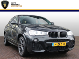 BMW X4 2.0D M. XDRIVE HIGH EXECUTIVE M SPORTPAKKET Leer Xenon 20''LM