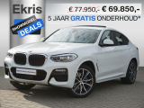 BMW X4 30i xDrive Aut. High Executive M Sportpakket - Showmodel Deal
