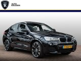 BMW X4 xDrive20d High Executive M-sportpakket HUD Schuifdak Leder Cruise Navi Camera Cl