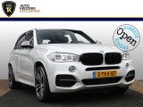 BMW X5 M50d Panorama LED Nappa Leer Adapt. cruise HUD Vol 381pk Zondag a.s. open!