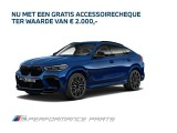 BMW X6 M Competition